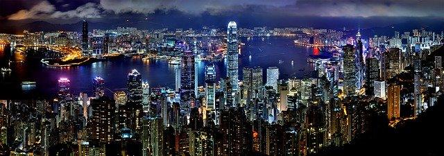 expats in Hong Kong