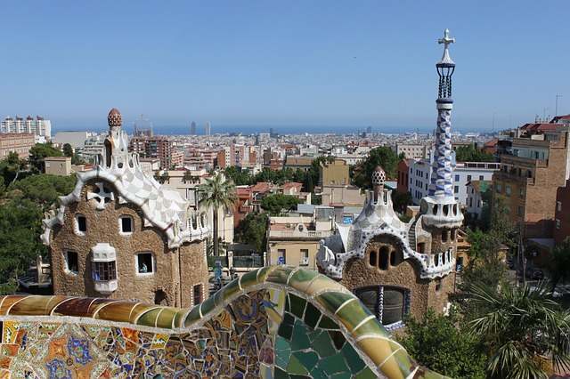 barcelona parc guell 332390 640