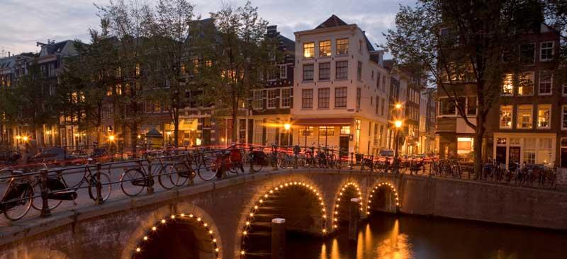 At night Netherlands