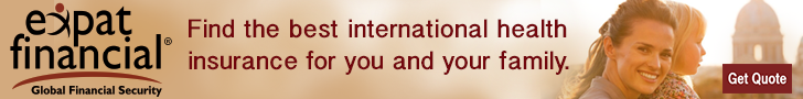Expat Financial Banner