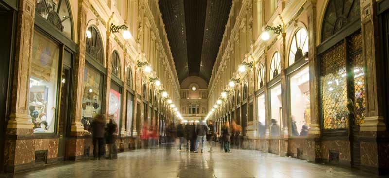 Royal Galeries of Saint Hubert