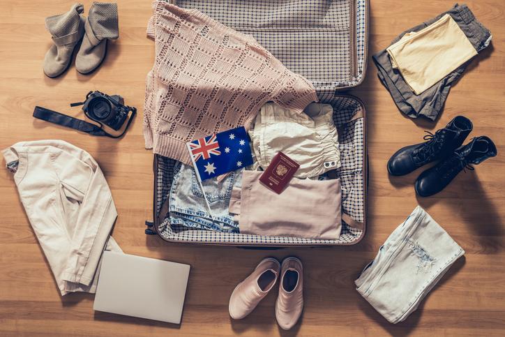 expat preparing to return home