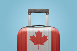 Canadian luggage iStock 1223065852 small