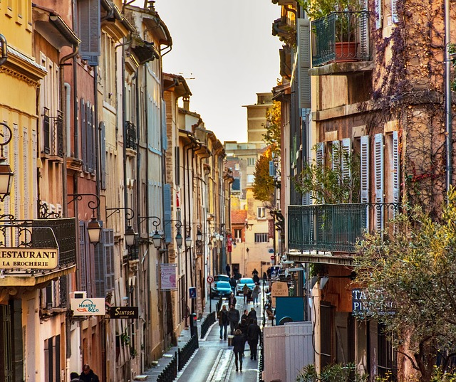 become an expat in france