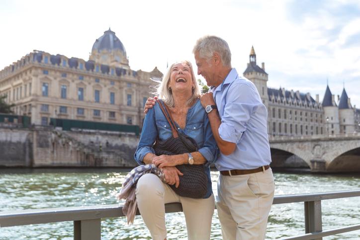 retiring to France