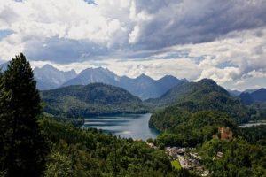 Germany's magnificent natural landscape