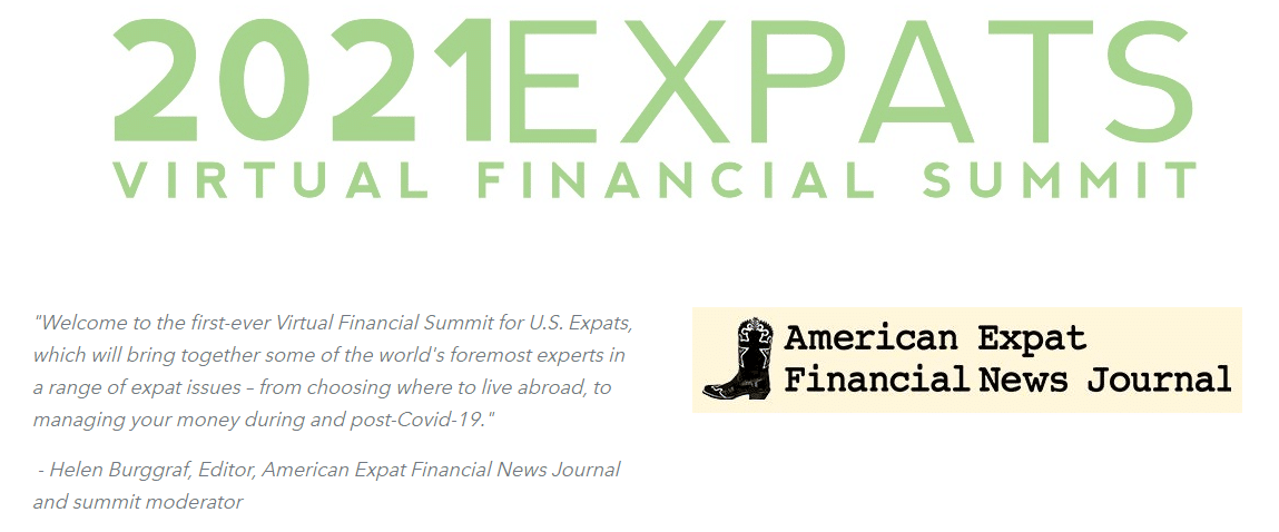 Expats Virtual Financial Summit